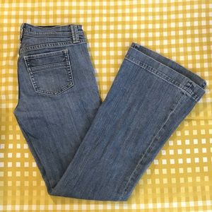 2 for $20 GAP flare jeans